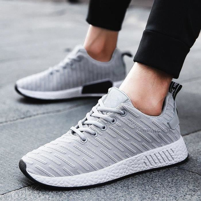 chaussures multisport Homme Marque Modede sport en toileDaily Casualgris taille7 P49G5uAPW