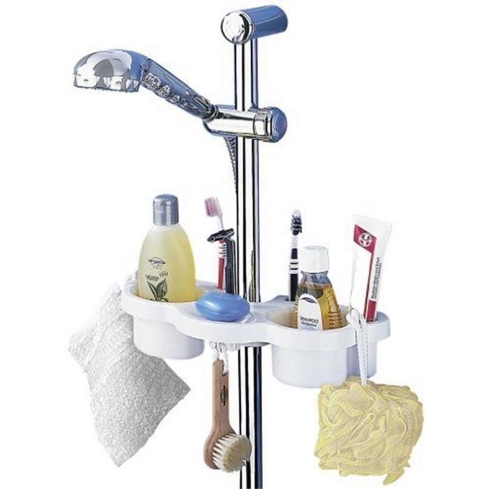 serviteur pour barre de douche achat vente colonne de douche serviteur pour barre de douche. Black Bedroom Furniture Sets. Home Design Ideas