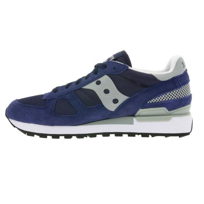Saucony Ombre originale Hommes Sneaker Bleu S2108-523