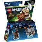 FIGURINE DE JEU Figurine LEGO Dimensions - Gimli - Le Seigneur des