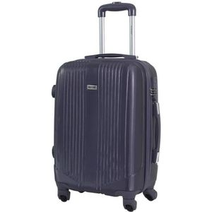 VALISE - BAGAGE Valise Cabine 55cm - ALISTAIR Airo - ABS ultra lég