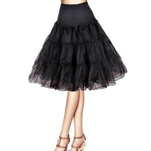 JUPE Jupon Années 50 vintage en Tulle Petticoat, Rob...