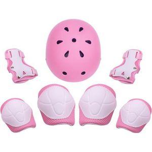 KIT PROTECTION Kit de Protection Enfant Sécurité Sportive Casque