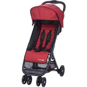 POUSSETTE  SAFETY 1ST canne ultra compacte teeny - ribbon red