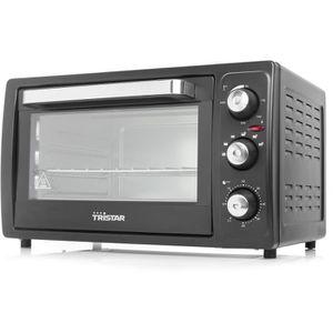 MINI-FOUR - RÔTISSOIRE TRISTAR OV-1441-Mini four grill-28 L-1500 W-Noir