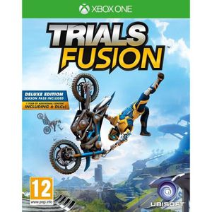 JEU XBOX ONE TRIALS FUSION - DELUXE EDITION [IMPORT ALLEMAND…