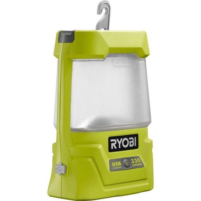 RYOBI Lanterne LED - 18V - 330 Lm