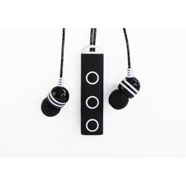 Crochet D'oreille Bluetooth Sport Stéréo Sans Fil Étanche Casque Écouteurs Em11810
