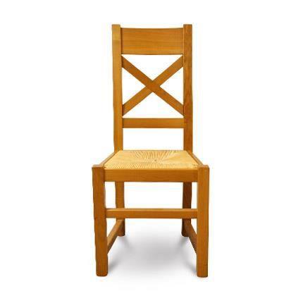 chaise chaise chne saint andr chne moyen - Chaise En Chene