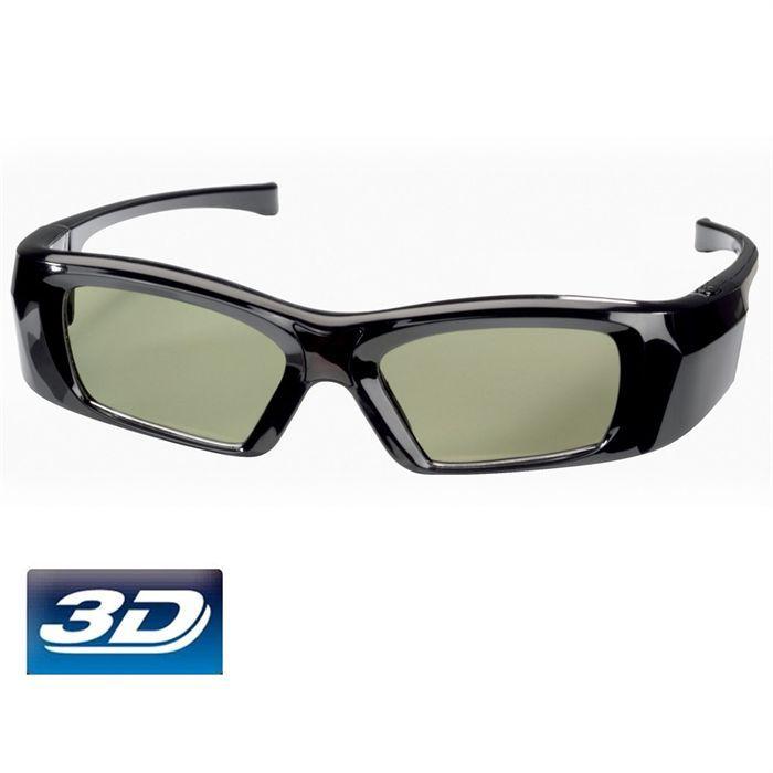 hama 95565 lunettes 3d actives pour tv panasonic lunettes 3d avis et prix pas cher cdiscount. Black Bedroom Furniture Sets. Home Design Ideas