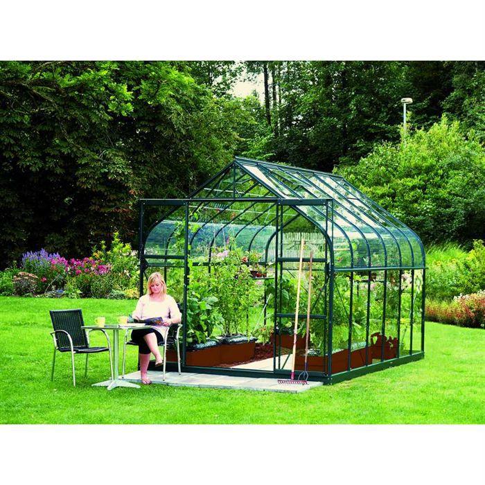 Serre diana en verre horticole - Achat / Vente serre de jardinage ...