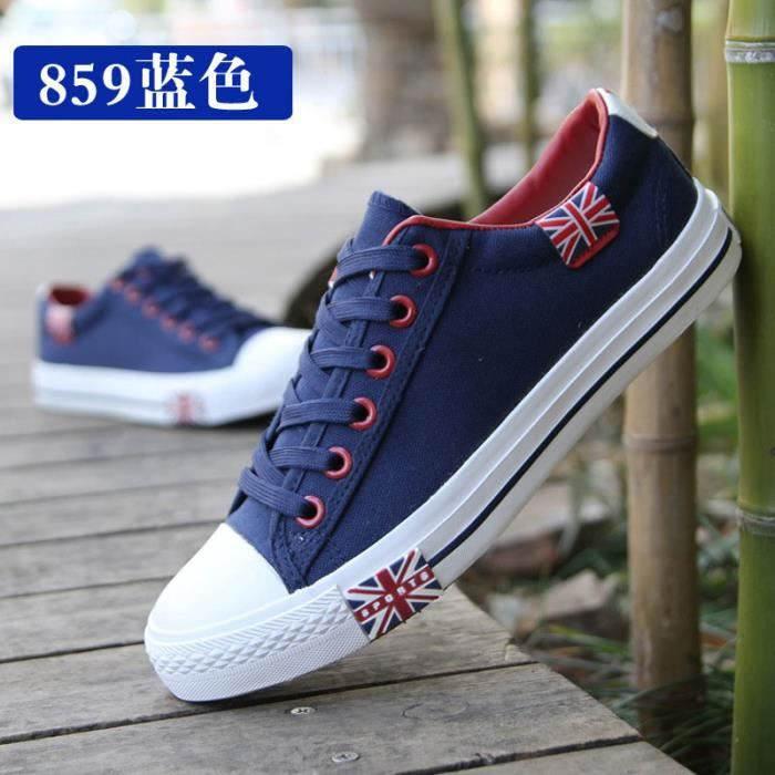 Hommes baskets en Chaussures mode pour toile ho H7PqwrH