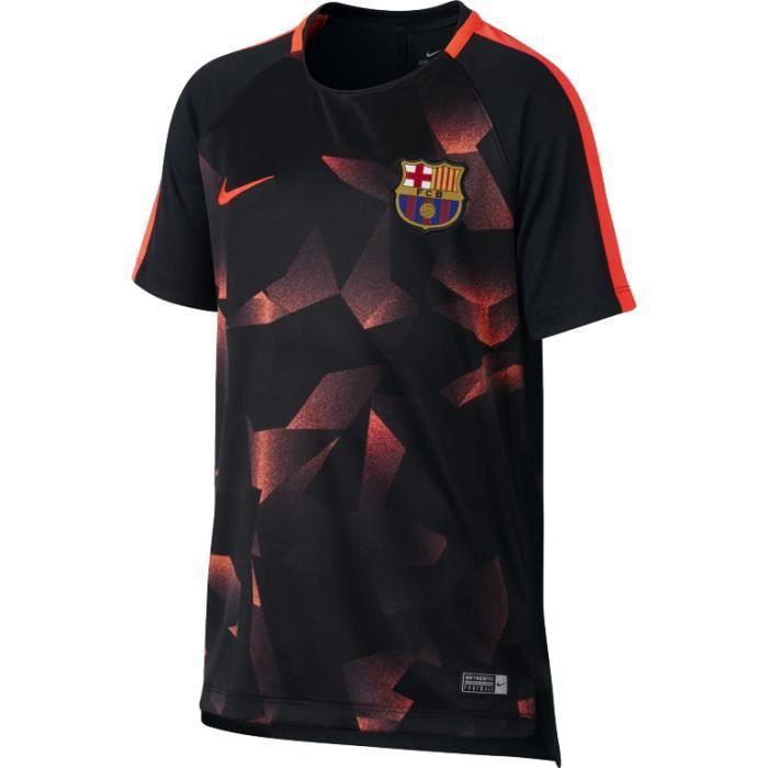 Maillot Extérieur FC Barcelona noir
