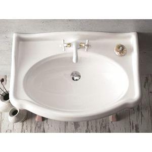 lavabo colonne achat vente pas cher. Black Bedroom Furniture Sets. Home Design Ideas