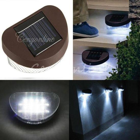 Vente Exterieur Led Solaire Applique Jardin Murale Achat Lampe PN8nwOXZ0k