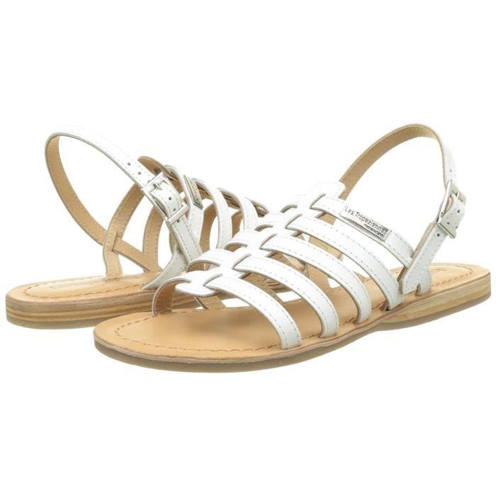 Sandales Havapo blanches