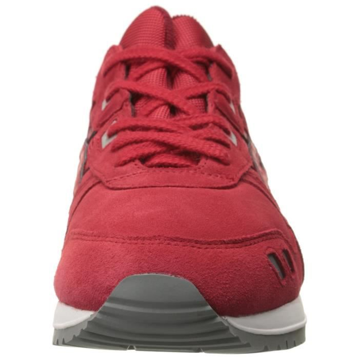 Asics Chaussure unisex-adulte pour fille gel-lyte iii rétro AZMFD DmlL4o3O