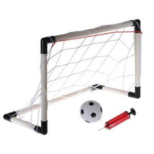 BALLE - BOULE - BALLON Mini Football But Cage Filet Ballon Foot Soccer En