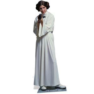 OBJET DÉCORATIF Figurine en carton taille réelle Princesse Leia Ep