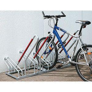 ABRI VÉLO - MOTO Arceaux pour vélos longueur 1400 mm -  - Parkings
