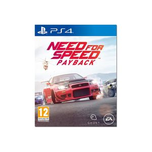 JEU PS4 Need for Speed Payback PlayStation 4 allemand