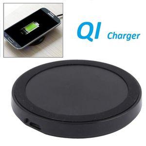 CHARGEUR TÉLÉPHONE Chargeur Sans Fil Universel Induction QI Wireless