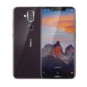 SMARTPHONE Nokia 8.1 6Go Ram 128Go - couleur de fer