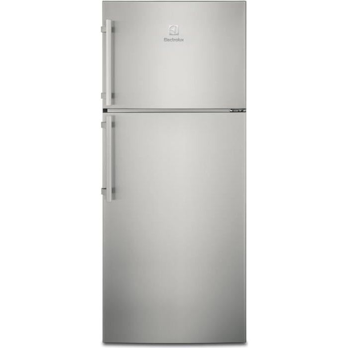 ELECTROLUX EJF4850JOX -Réfrigérateur 2 portes-432 L (308 + 97 L)-432 L (308 +97 L)-Total no frost-A+-L 70 x H 183 cm-Inox
