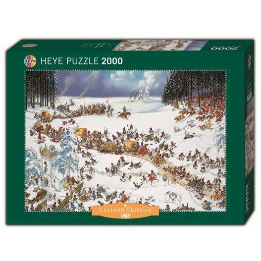 puzzle napoleon achat vente jeux et jouets pas chers. Black Bedroom Furniture Sets. Home Design Ideas