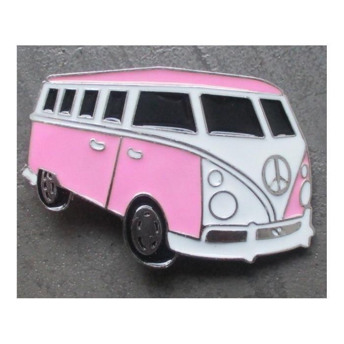 88ef3f46608 Boucle de ceinture VW combi split rose volkswagen type 2 - Achat ...