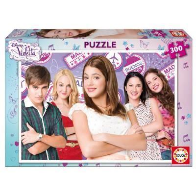 Puzzle 300 pi ces violetta 8412668158566 achat vente - Jeux gratuits de violetta ...