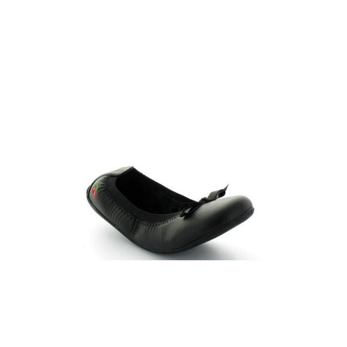 9984754bdd752 Ballerine Enfant Le Temps des Cerises Lilou Noire Noire - Achat ...