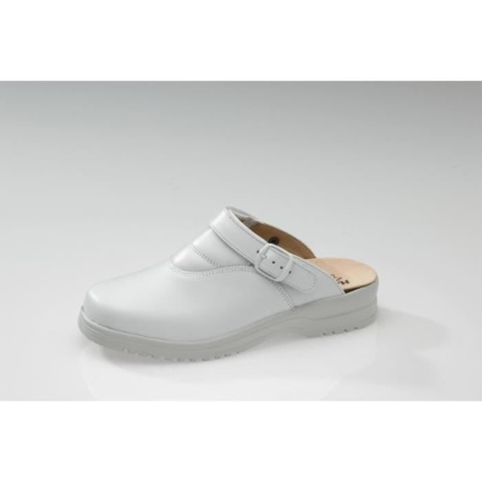 Mules Weeger Biotaille 47 moutons blancs 18002_65203