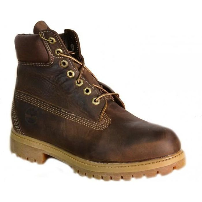 TIMBERLAND Timberland Chaussures pour Homme Marron 27097