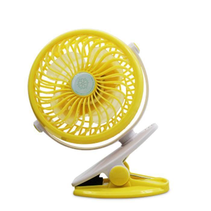 Mini - ventilateur portable ventilateur clip sur batterie, Dormitory Rechargeable Desktop