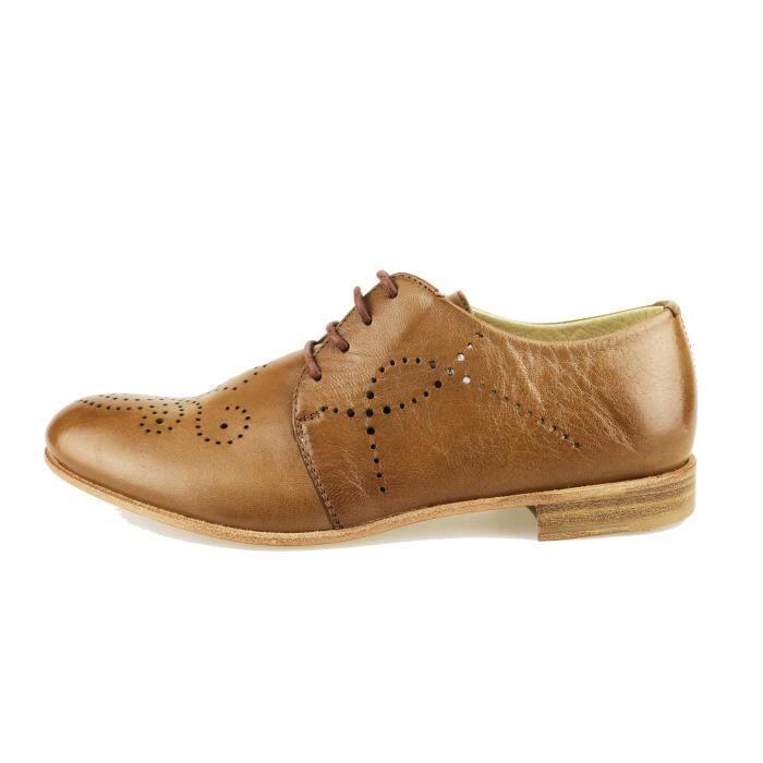 DERBY ROSSANO BISCONTI Chaussures Femme Derbies Cuir Mar