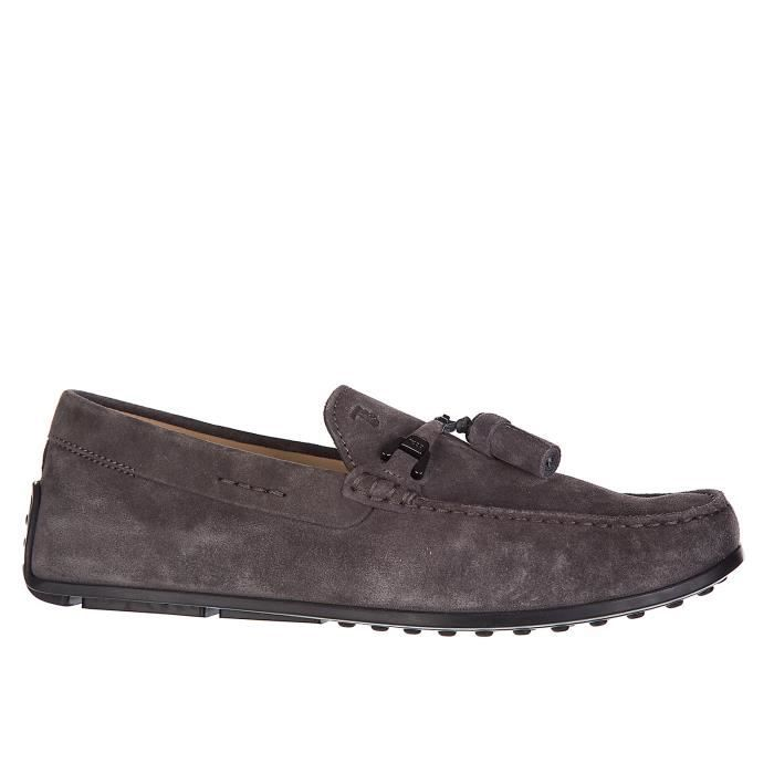 t en Tod's nappine homme double daim Mocassins zx5ICqawI