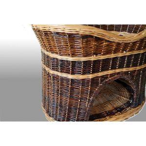 osier chat achat vente osier chat pas cher soldes d s le 10 janvier cdiscount. Black Bedroom Furniture Sets. Home Design Ideas