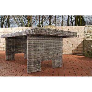Salon de jardin m tal achat vente salon de jardin for Clp annex 6 table 3 1