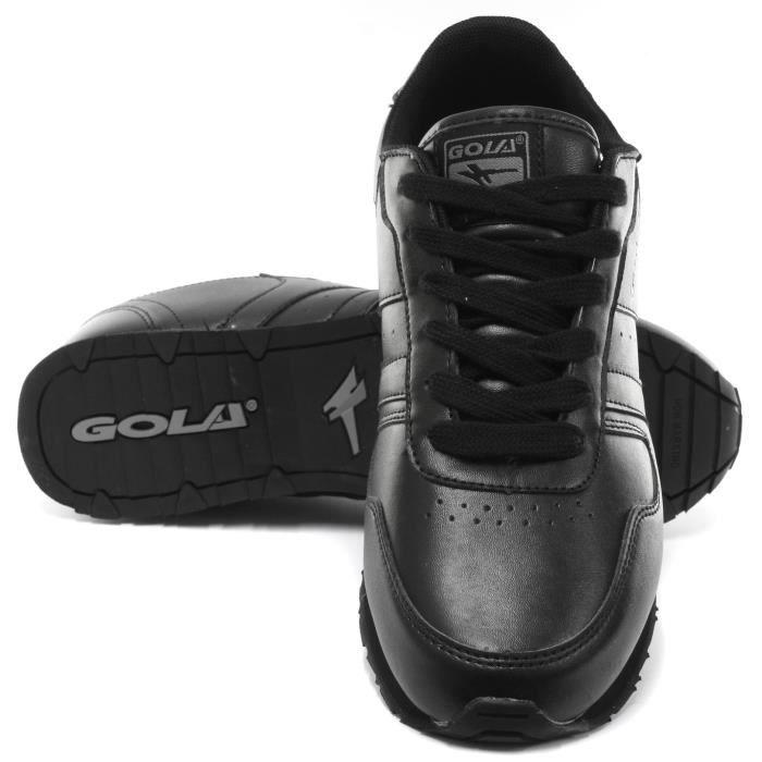 Gola Newport Homme Baskets / Sneakers Noir