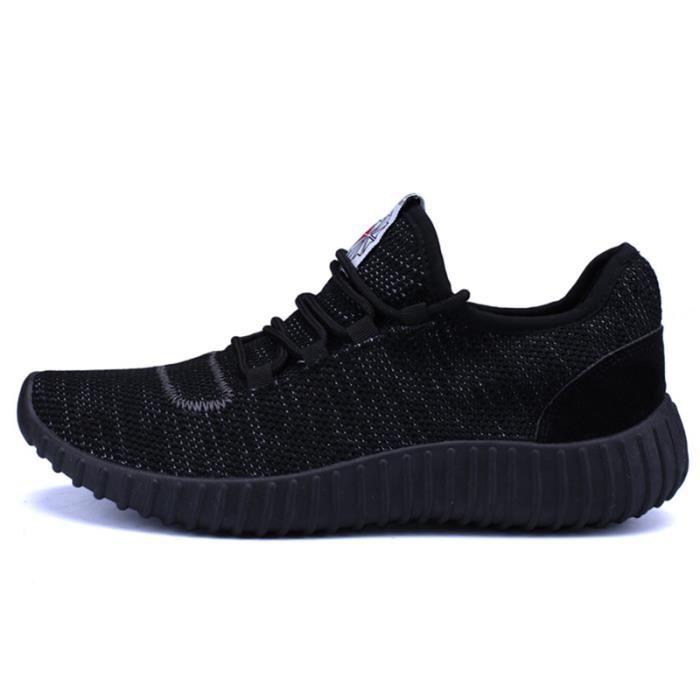 Chaussure Homme Meilleure Qualité Classique Chaussures Hommes Athletic Courir Maille De CourseUltra Léger Respirant Confortable JMKjuJ1tA