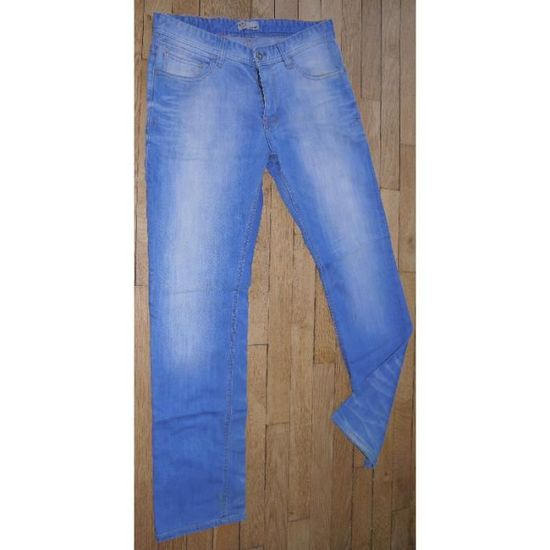 7ac980234e5f9 CELIO Jeans pour Homme W 34 - L 32 Taille Fr 44 SLIM FIT (Réf # E163 ...
