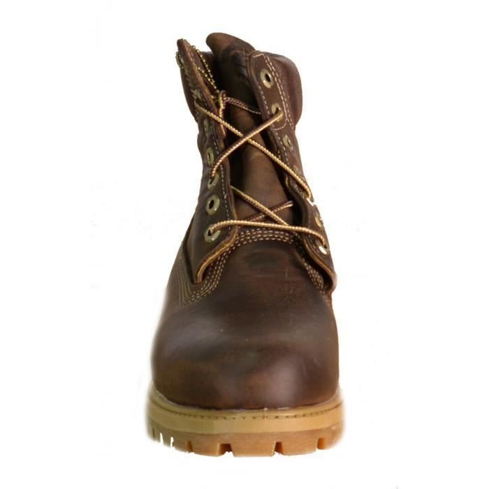 TIMBERLAND - Timberland Chaussures pour Homme Marron 27097
