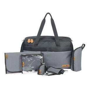 BABYMOOV Sac ? Langer Traveller Bag Black