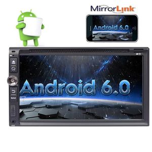 AUTORADIO 6,95 pouces Android 6.0 Car Stereo - 2 Din Dash GP