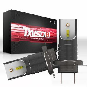 PHARES - OPTIQUES tenoens® CSP M7-H7 6400LM LED Kit de conversion vo