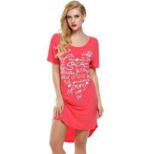 PYJAMA Pyjama vêtement de nuit Chemise de nuit Casual ...