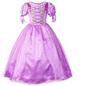 Robe raiponce achat vente jeux et jouets pas chers - Reponse la princesse ...