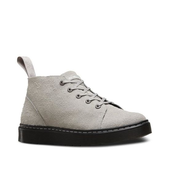 3a726027861 Dr. Martens Baynes Wooly Bully Chukka Boot ZUF6X Taille-47 Gris Gris -  Achat   Vente bottine - Cdiscount