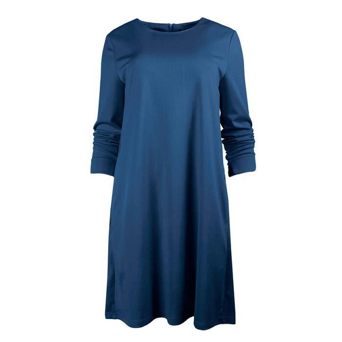 Ada Gatti - Robe bleue Noc